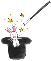 bonus bunny for ADDiva book